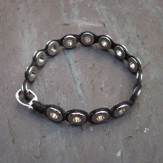 Stainless Circle Bracelets