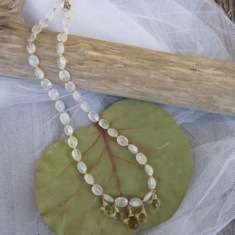 Moonstone Princess Necklace